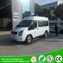 Nissans 3-8m Length(m) Electric Ambulance Car rated 6~9 peolpe for sale