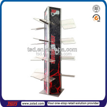 TSD-M299 wholesale metal bicycle helmet display stand/motorcycle helmet shop fitting/cap display rack
