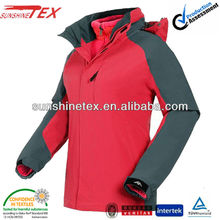 3 in 1 jacket and different kinds of sports wear
