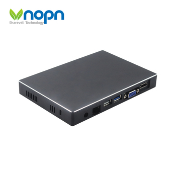 Vnopn K800 mini pc z8350 thin client for VDI Solution PXE boot