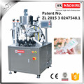 Hand Cream Filling And Sealing Machine, Plastic Soft Tube Filling And Sealing Machine For Hand Cream