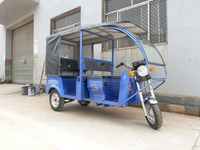 Electric Tricycle for Passenger Seat,3 wheel assisted electric tricycle.