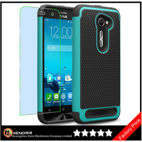 Keno New Arrival Powerful Shockproof PC TPU Combo Case Cover for Asus Zenfone 2E