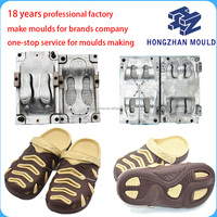 high quality injection shoe mold used on tien kang china machinery