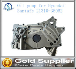 Brand New oil pump for Hyundai santafe 21310-38062 with high quality and most compptitive price.