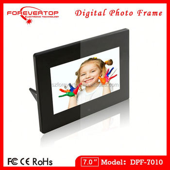 2016 factory low price 7 inch Acrylic Digital Photo Frame