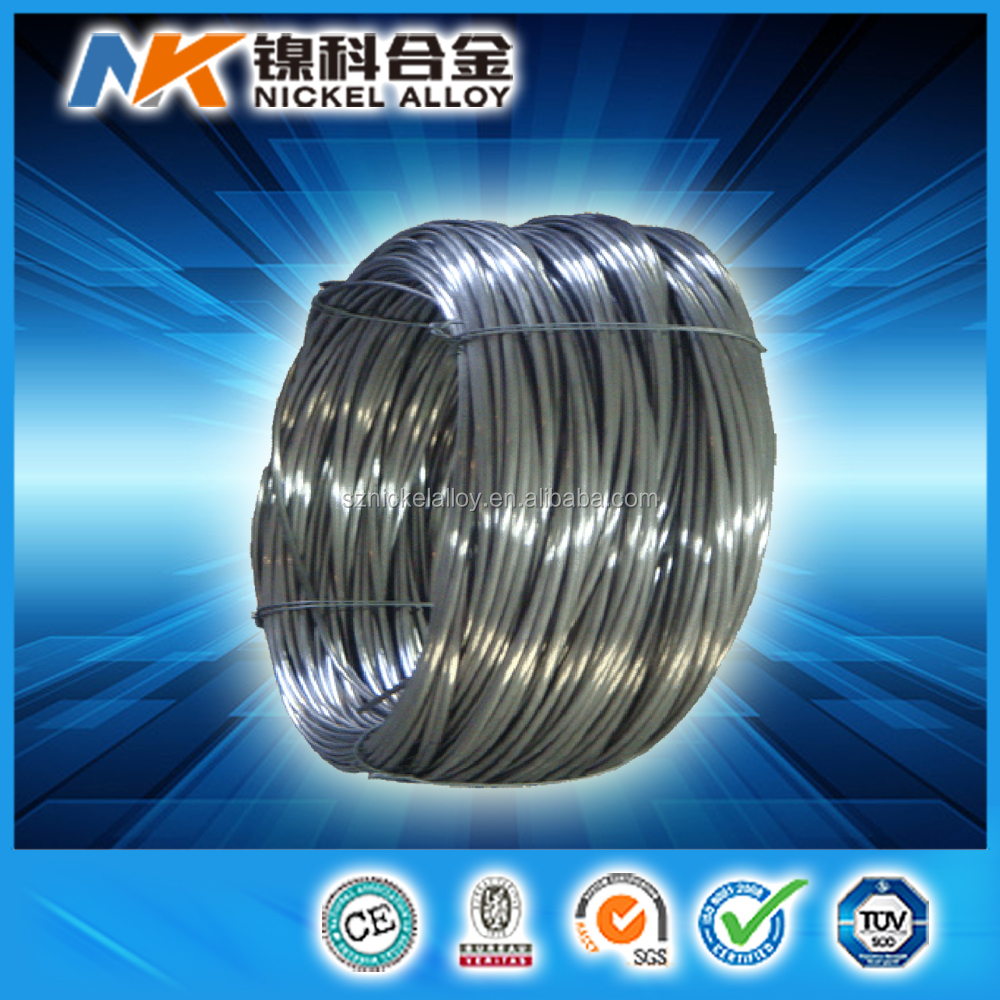high quality precision alloy soft magnetic 1j85 mumetal wire