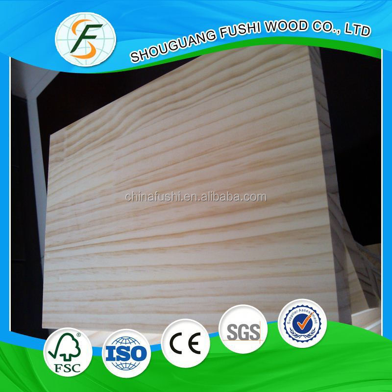 2015 New product teak wood finger joint board