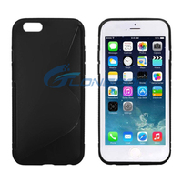 S Line TPU Protective Case for iPhone 6/6s 4.7""