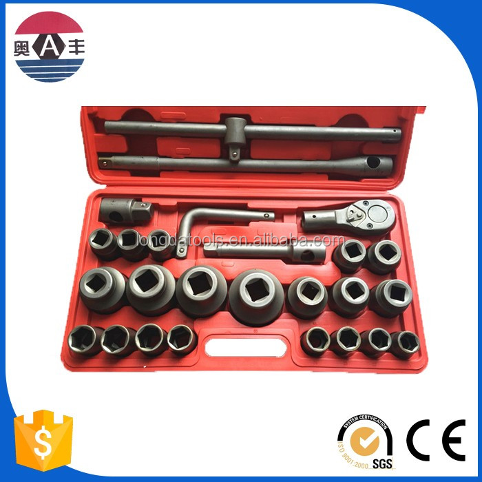 China Export 26pcs socket tools set wrench bit set