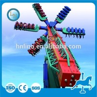 Sports Entertainment Attraction Cheer Amusement Rides