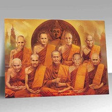 3D Picture of real god buddhism india gift