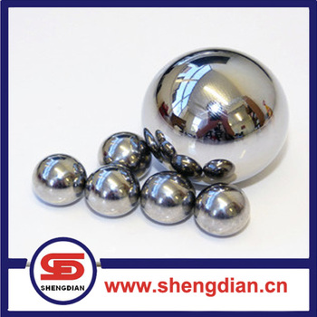 2mm and 5mm G1000 stainless steel ball used for Disinfection cabinet dedicated 45mm drawer slide