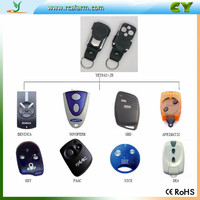 8 in 1 rolling code universal remote control CY042-R