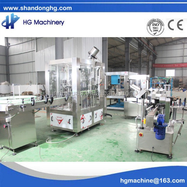 The most popular and commercial 6-6-1filling machine with the best quality