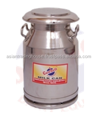 Milk Cans of Stainless Steel