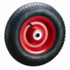 High quality wheelbarrow pneumatic rubber wheel
