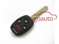 Remote key 3 button with panic 313.8 Mhz KR55WK49308 for Honda Accord