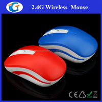 2.4Ghz High-frequency USB Wireless Optical Mouse