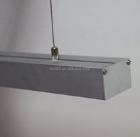 LED lumination Linear suspended,customized length,recessed ,surface mount or supended installation,3000K/4000K/5000K/5700K