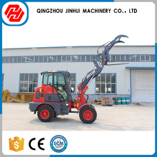 Wholesale factory low prices wheel used mini loaders
