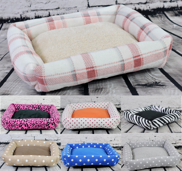 Comfortable PP cotton Pet dog Bed waterproof Luxury Pet Dog product Wholesale