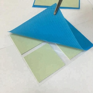 0.15 to 8mm Thermal insulation silicone pad