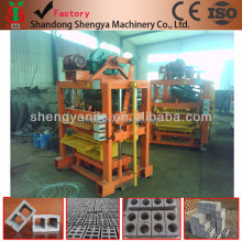 China Manufacturer Brick Machine to Make Money!! QTJ4-40 brick concrete blocks making machine, shengya