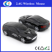 racing car shaped usb 3d optical mouse