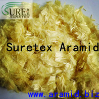 Para Aramid Short Cut Fiber 6MM