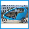 Closed Cabin E Auto Rickshaw