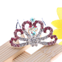Wholesale cheap decorative personalized hair comb