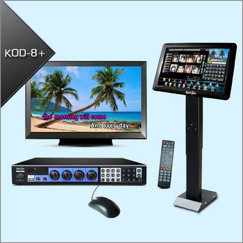 Professional Karaoke Jukebox System Supports HD Output
