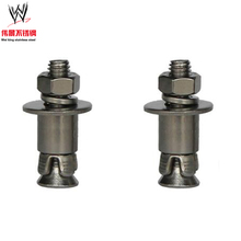 serviceable alloy chemical standard size anchor bolt