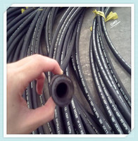 "high pressure EN 4SH (3/4"" 19mm) hydraulic hoses with assembly"