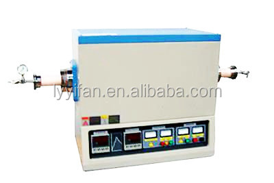 CVD multi zone tube furnace for lab with gas supply YFTL-1400-2