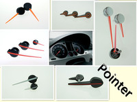 Best Quality Plastic Pointer for car or motorcycle speedometer