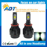 2015 Newest Automobile With high lumen H11 LED Headlight Bulbs