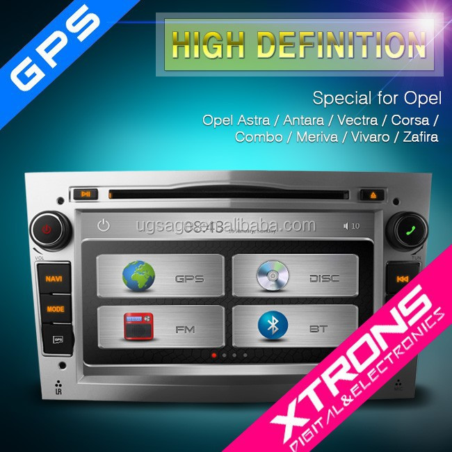 "Xtrons PX71OLO-S - 7"" sd card gps for Opel Astra Built-in Radio Tuner 3G Wifi"