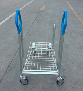 funiture platform hand truck for transporting with two handle