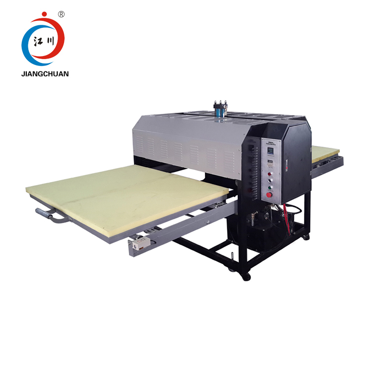 wholesale automatic large format cloth garments heat press sublimation