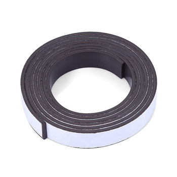 Fllexible Soft 3M Adhesive Magnetic Guide Tape