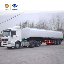 Sale butane gas tank semi trailer 60m3 Oil Tanker Truck Trailer Factory Sales , truck trailer spare parts