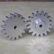 1 Module Crown Wheel Hardened Spur Gear
