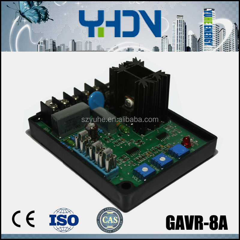 Automatic Voltage Regulator GAVR 8A(CF 8A)