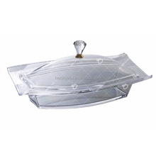 THREE COMPARTMENT SERVING TRAY