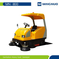 Industrial used warehouse sweeping machine
