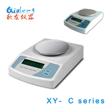 Qlong Mini Digital Portable Electronic Laboratory Balance with Stainless Steel Scale XY600C