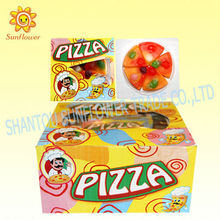 Pizza Tray Jelly Gummy Candy