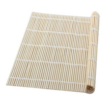 Hot sale Bamboo sushi Roller mats with wooden sticks,Sushi Bamboo maker rolling Tools